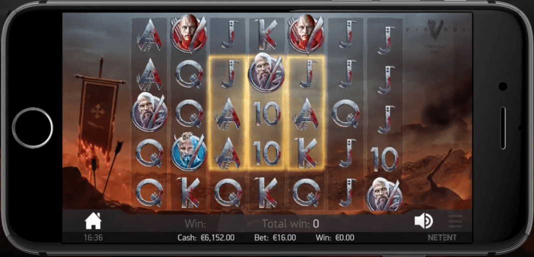 Vikings Slot Free Spins