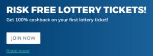 eurolotto risk free lottery ticket