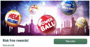 online lotteries cherrycasino powerball dinolotto german6aus49 megamillions euromillions