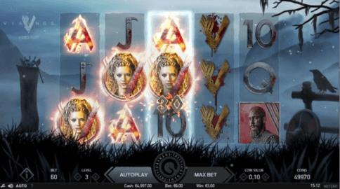 Vikings Slot Machine
